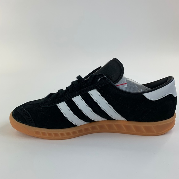 nett adidas Hamburg Mens Womens Trainer Shoe Size 5.5 New